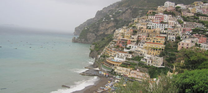 Travel Photo Post – Positano