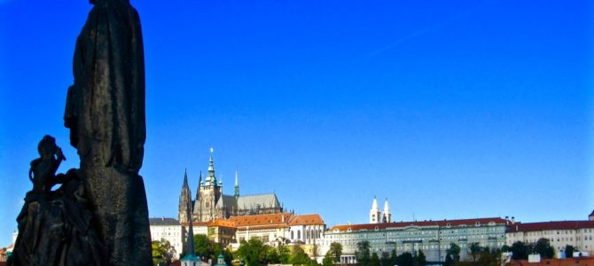 Travel Photo Post – Prague Castle