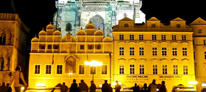 Travel Photo Post and Blog – Prague Old Town Square