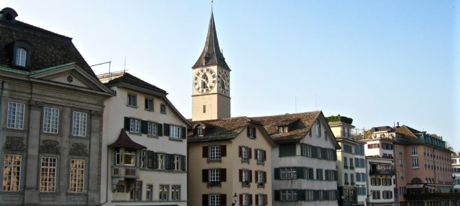 Travel Photo Post – Zurich, Switzerland