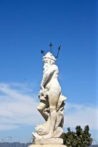 Sonoma-Statue