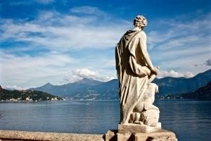VillaDel Balbianello-Statue-3
