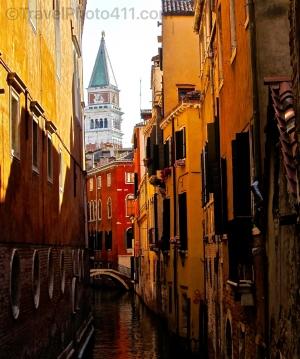 St Marc Companile, Venice