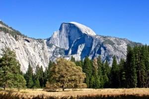 Yosemite Half Dome Yosemite