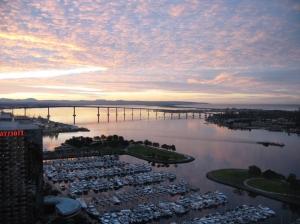 Sunset, SanDiego, California