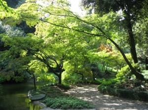Botanic Garden, Lake Como, Italy