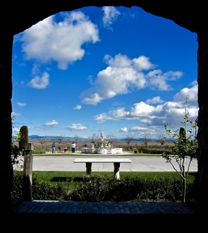 Winery in Sonoma